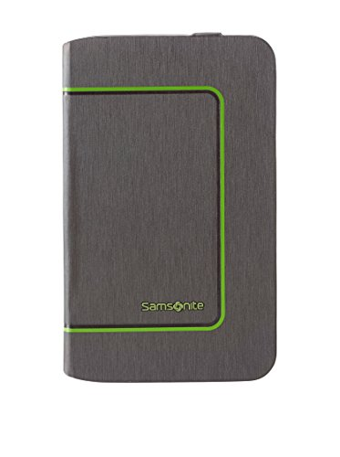 "Samsonite Custodia Tablet Tabzone 7"" Grigio/Verde Unica"