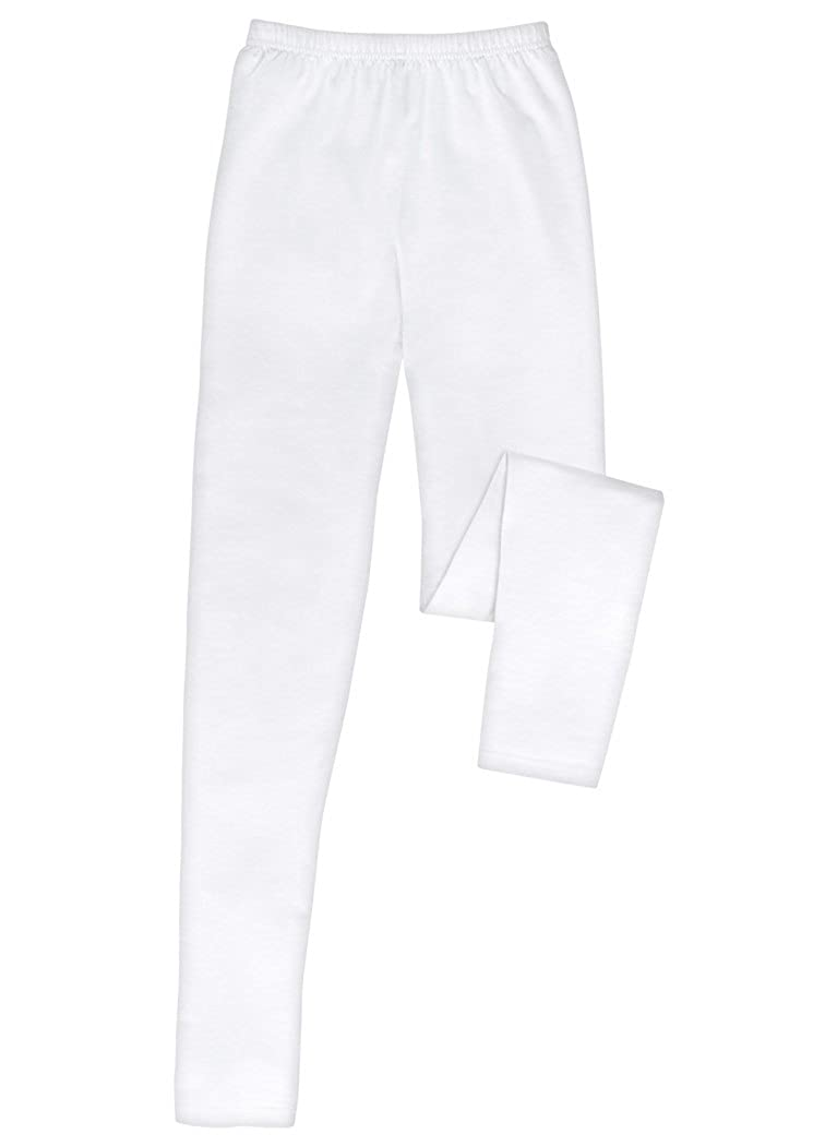 AmeriMark Cotton Knit Stretch Long Length Comfortable Legging