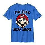 Nintendo Boys Big Bro Graphic T-shirt