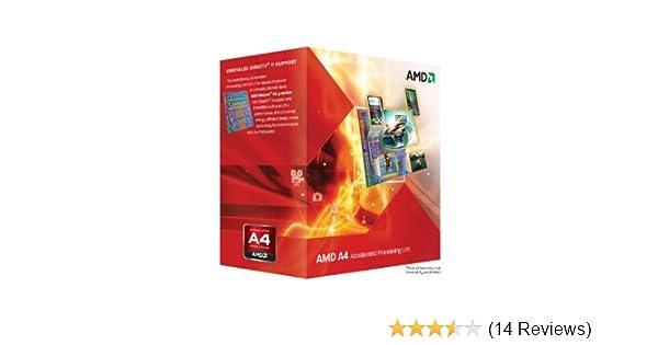AMD A6-3650 APU with AMD Radeon 6530 HD Graphics 2 6GHz Socket FM1 100W  Quad-Core Processor - Retail AD3650WNGXBOX