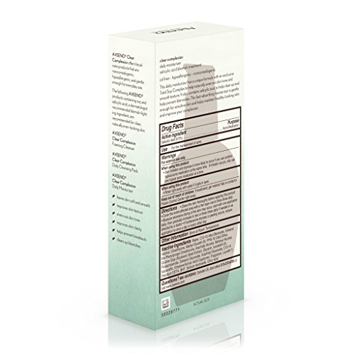 Aveeno Clear Complexion Travel Size