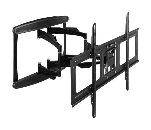 Atdec TH-3070-UFL Ultra Slim Full Motion Wall Mount with Robust Dual Scissor Style Articulated Arms for Displays up to 132-Pound, ()