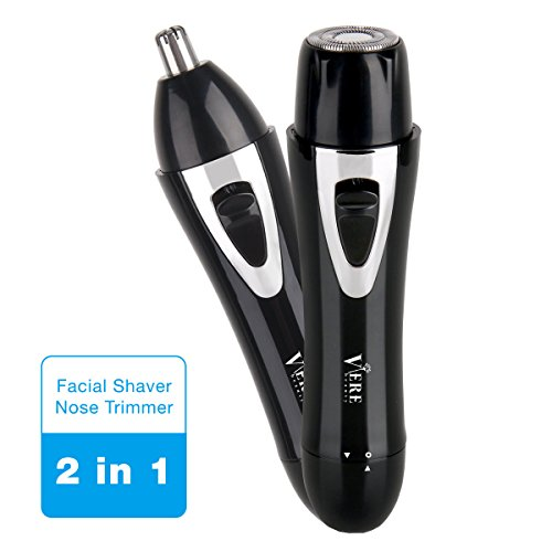 Facial-Hair-Remover-for-Women-with-Nose-Trimmer-USB-Rechargeable-to-Car-Wall-Charger-and-Laptop