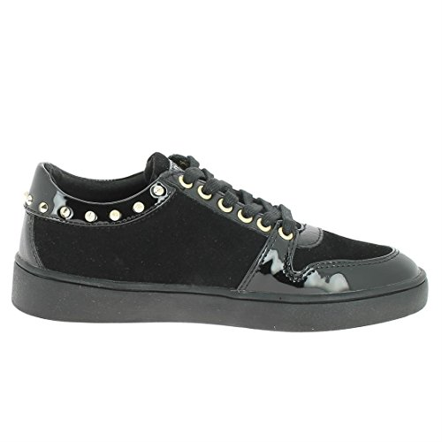 Sneakers Donna Sue12 Flgia3 Nero Guess 39 YqgZxU6