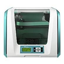 XYZprinting da Vinci Jr. 1.0 3D Printer, Azul