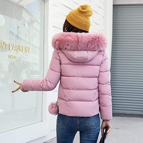 Larga Chaqueta Manga Invierno Cuero Modernas Moda Pk Viento con De Cremallera Cuello Prueba Mujer A Outwear Abrigos Chaqueta Cuero Joven Sintético De De Piel Unicolor rYAq6Zzrnw