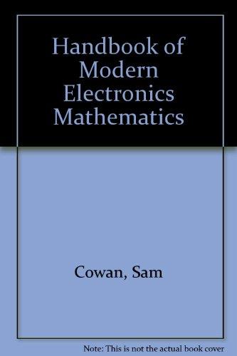 Handbook of Modern Electronics Mathematics