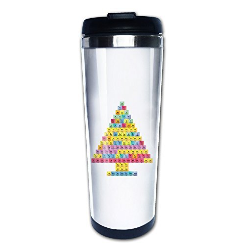 Christmas Tree Periodic Table Chemis Tree Travel Coffee Mugs Tea Mug