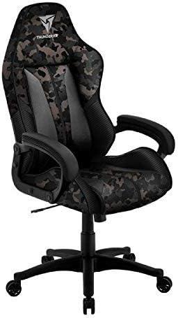 hunderX3 Spain TGC15B 33x55x83 cm Vinyle Bleu chaise de jeu professionnelle
