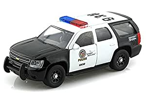 Amazon.com: 2010 Chevy Tahoe Police Los Angeles Police
