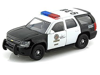 Amazon Com 2010 Chevy Tahoe Police Los Angeles Police