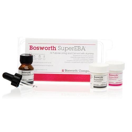 Bosworth 0921007F SUPEREBA Fast Kit, Film Thickness 25 μ