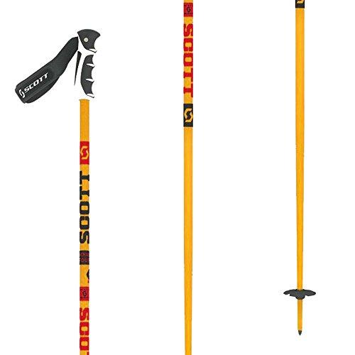 Scott Team Issue Orange Ski Pole 38in