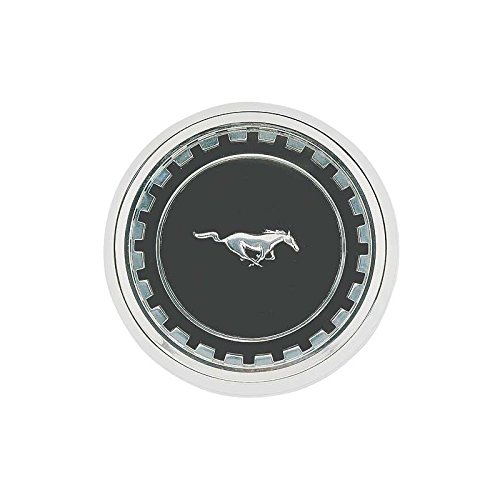 MACs Auto Parts 44-43360 - Mustang Fastback Roof Side Emblems