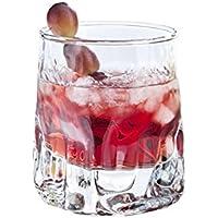 Durobor 342/25 Quartz vidrio del whisky 250ml, 6