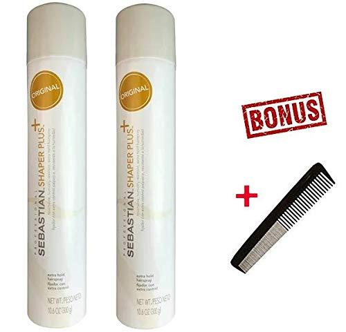 sebastian's Professional Shaper Plus Hair Spray for Unisex,
