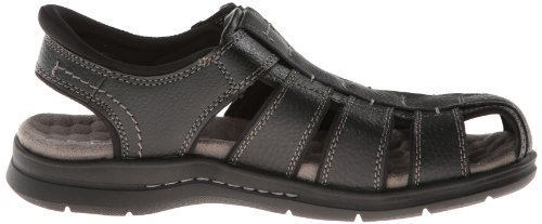 Fisherman Men's Dockers Marin Sandal Black gfBFqnx
