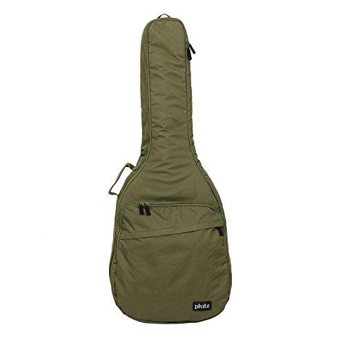 Phitz Size Acoustic Guitar Olive