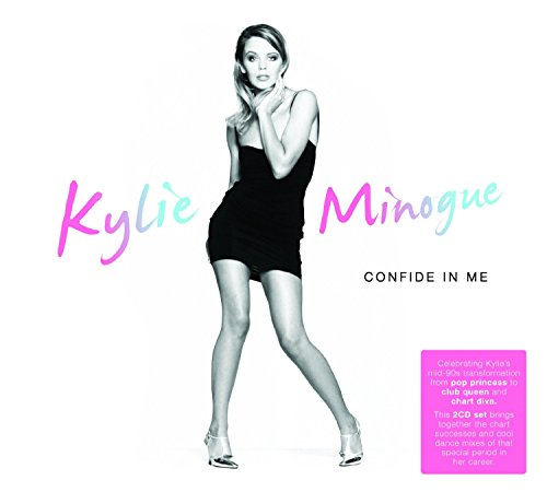 Kylie Minogue - Confide In Me - (METRSL127) - 2CD - FLAC - 2016 - WRE Download