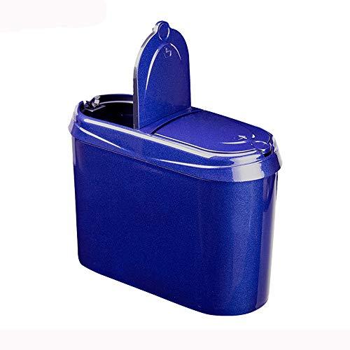 Nosterappou Bote de basura del coche Bote de basura del coche Bote de basura del coche lindo Bolsa de basura del automóvil...