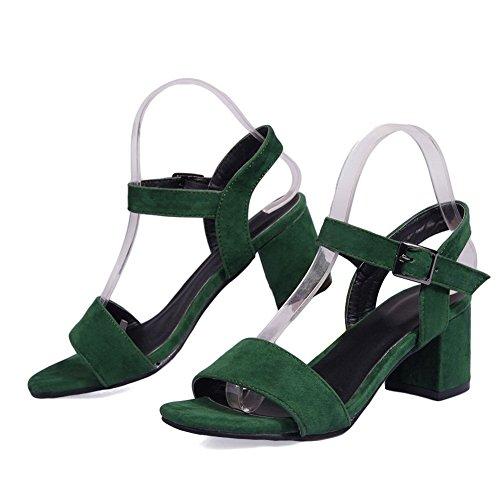 Sconosciuto Ballerine Donna 1TO9 Sconosciuto verde 1TO9 xqB05Fv5