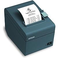 EPSON, TM-T20II, READYPRINT THERMAL RECEIPT PRINTER, EPSON DARK GRAY, USB & SERI