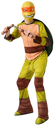 (Teenage Mutant Ninja Turtles Michelangelo Costume,)