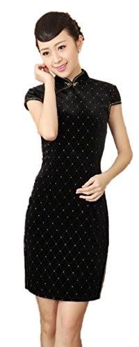 avacostume-womens-pleuche-chinese-classical-rhombus-black-qipao-dress-size-us-6