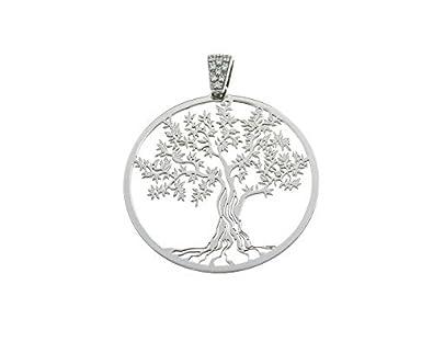 Pendentif arbre de vie argent