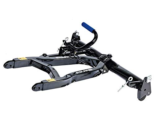 Polaris Glacier Pro Lock & Ride Steel ATV Plow Frame, Black by Polaris
