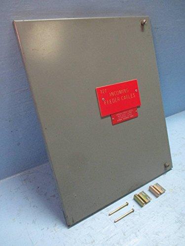 (Allen Bradley 2100 Centerline 18 Inch Motor Control Center Blank Door 18