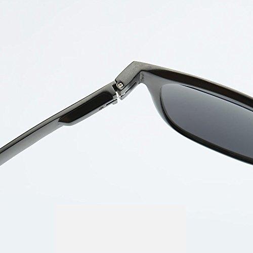 Sol Gray De Retro Polarizadas Gafas Al Sol Conducción Sol SEEKSUNG® Nueva De Gray Libre Magnesio De De De Aluminio Aire Antideslumbrantes De De Gafas Espejo Gafas Deportes tqxwwP4v