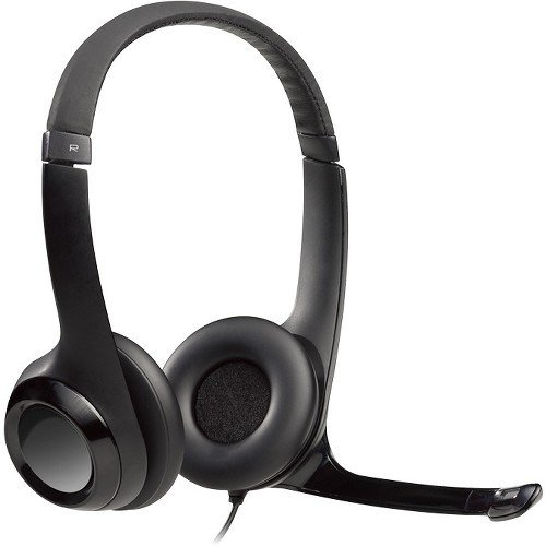 Logitech Wired USB Headset with Microphone