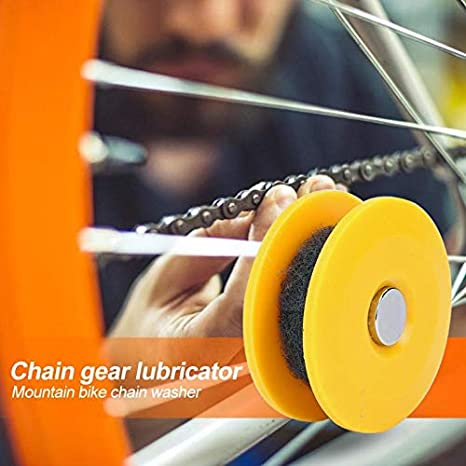Gmxop - Cadena de Bicicleta portátil, respetuosa con el Medio ...