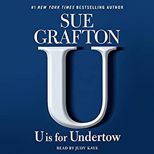 U Is for Undertow Audiobook