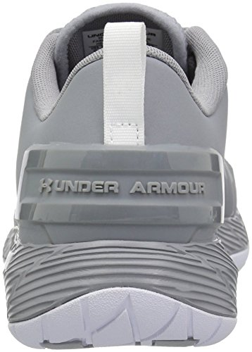 Gris Tr Hommes Commit acier Blanc D'entranement X Souliers Nm Ua Armour Under tFqfxAzw