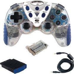 Rechargeable Wireless Controller For PS2