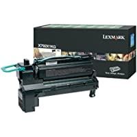 Lexmark X792X1KG X792 Black Extra High Yield Re