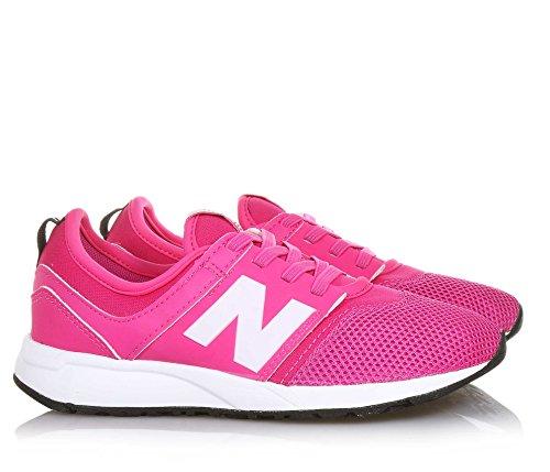 Rose Balance Enfant Sneaker blanc Kl247ppg New wgxHI0g