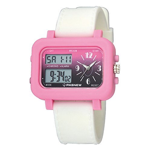Very Sweet Children Girls Digital Waterproof Digital Analog Watches with Alarm Chronograph (Stormtrooper Suit For Sale)