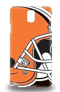Galaxy NFL Cleveland Browns Logo Awesome High Quality Galaxy Note 3 3D PC Case Skin ( Custom Picture iPhone 6, iPhone 6 PLUS, iPhone 5, iPhone 5S, iPhone 5C, iPhone 4, iPhone 4S,Galaxy S6,Galaxy S5,Galaxy S4,Galaxy S3,Note 3,iPad Mini-Mini 2,iPad Air )
