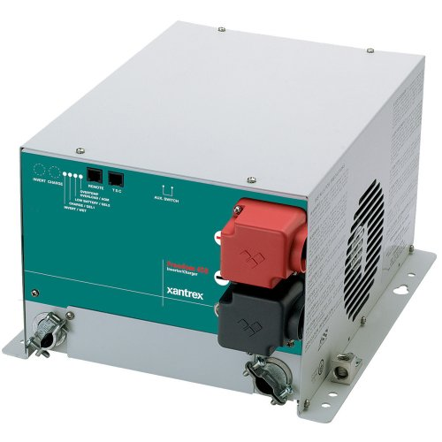 1 - Xantrex Freedom 458 Inverter/Charger - 2500W ()