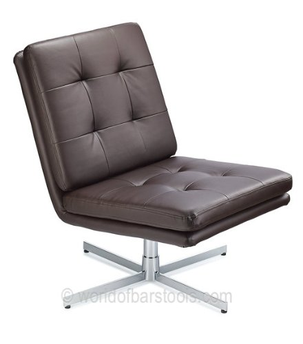 Costantino Rivalli Swivel Chair Brown