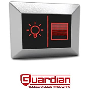 Guardian Garage Door Premium Wall Console Amazon Com