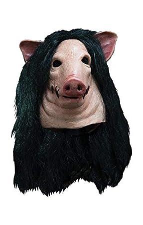 SAW máscara de cerdo Deluxe