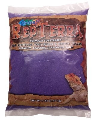 Estes Gravel WM61205 5-5 lb. Repterra Sand Purple