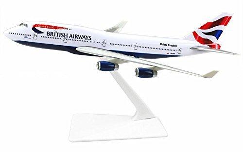 Premier Planes 747 British Airways Boeing 747 1:250 Clip Together Model