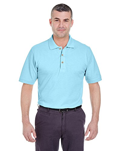 ultraclub-mens-classic-pique-polo-shirt-baby-blue-large