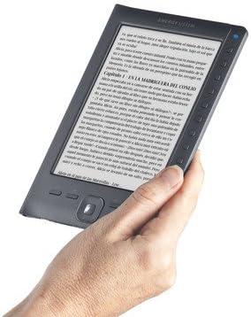 Energy Sistem e6 - Lector de libros electrónicos de 6