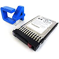 HP 583713-001 146GB SAS hard drive - 15,000 RPM, 2.5-inch small form factor (S